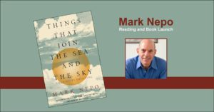 Mark Nepo Reading and Book Launch @ Transformations Spirituality Center