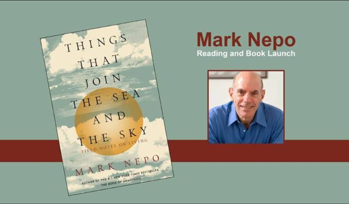 Mark Nepo Reading and Book Launch
