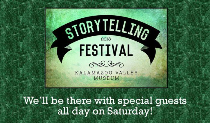 Storytelling Festival: Family Stories