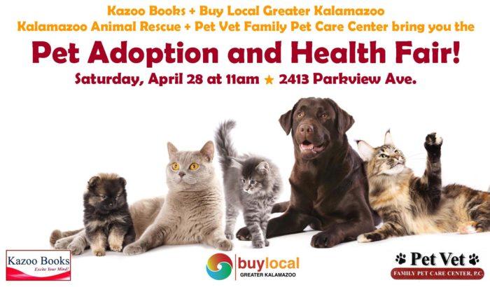 Pet Adoption and Health Fair