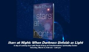 Stars at Night: When Darkness Unfolds as Light @ Transformations Spirituality Center