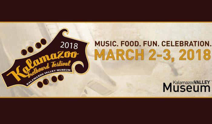 2018 Kalamazoo Fretboard Festival