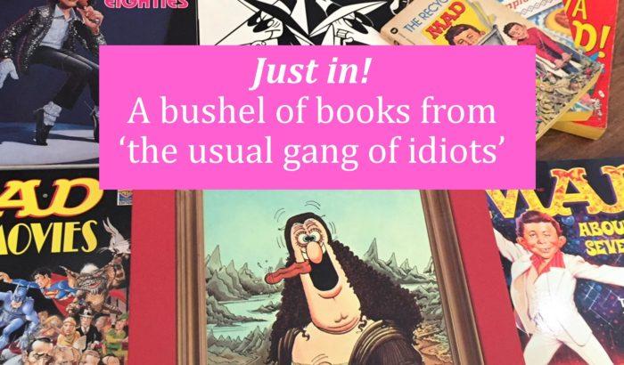 Mad Magazine Omnibus Books!