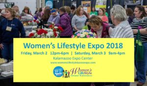 Greater Kalamazoo Women's Lifestyle Expo @ Kalamazoo Expo Center
