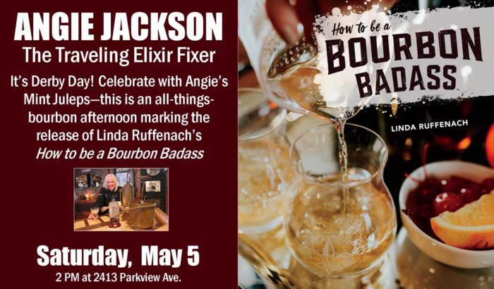Derby Day! Angie Jackson, the Traveling Elixir Fixer