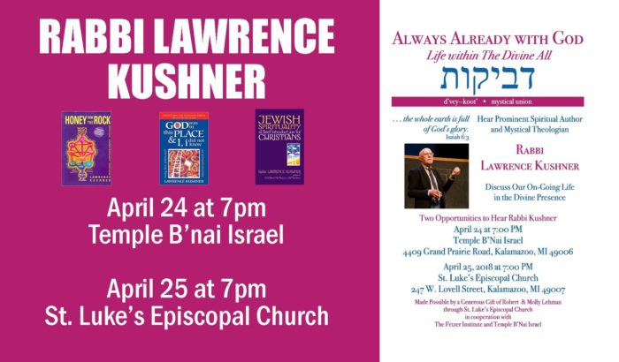 Rabbi Lawrence Kushner