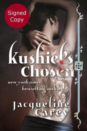Kushiel's Chosen - signed