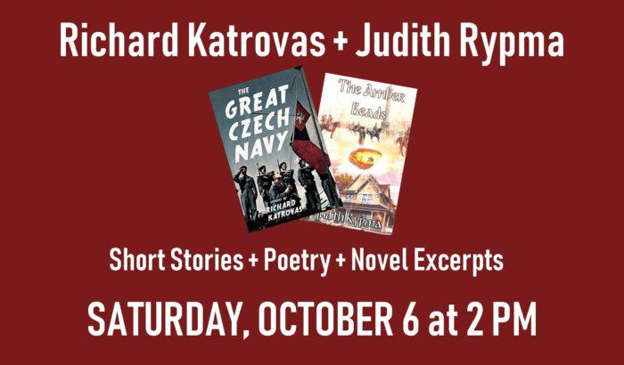 Richard Katrovas & Judith Rypma