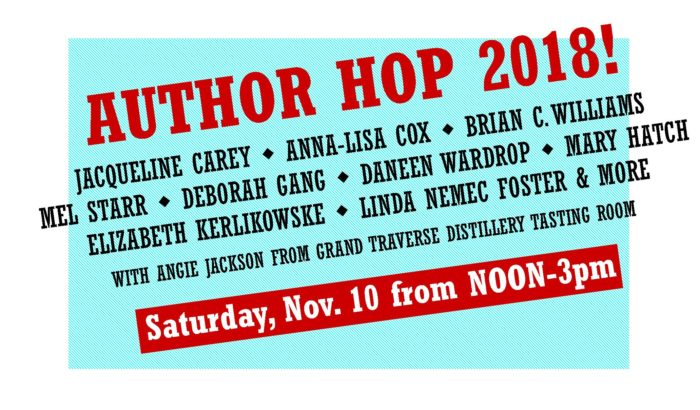 Author Hop 2018!