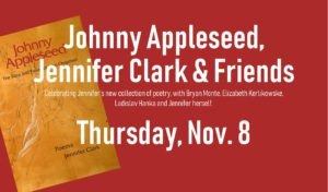 Johnny Appleseed, Jennifer Clark & Friends @ Kazoo Books