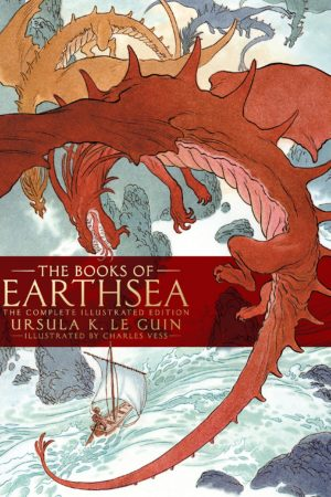 Tales from the Earthsea Illustrated Edition