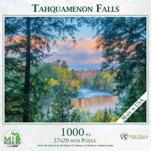 Tahquemenon Falls Puzzle