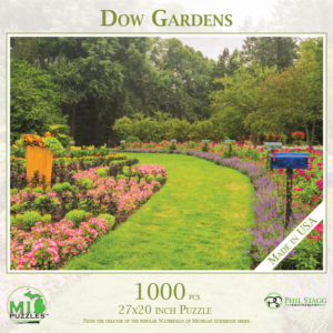Dow Gardens Puzzle