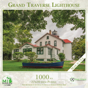 Grand Traverse Lighthouse Puzzle