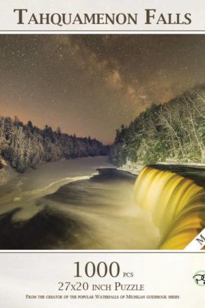Tahquamenom Falls Puzzle