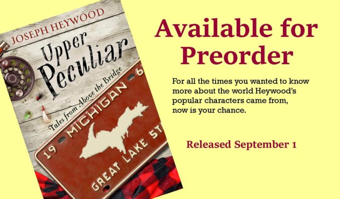 Preorder Upper Peculiar