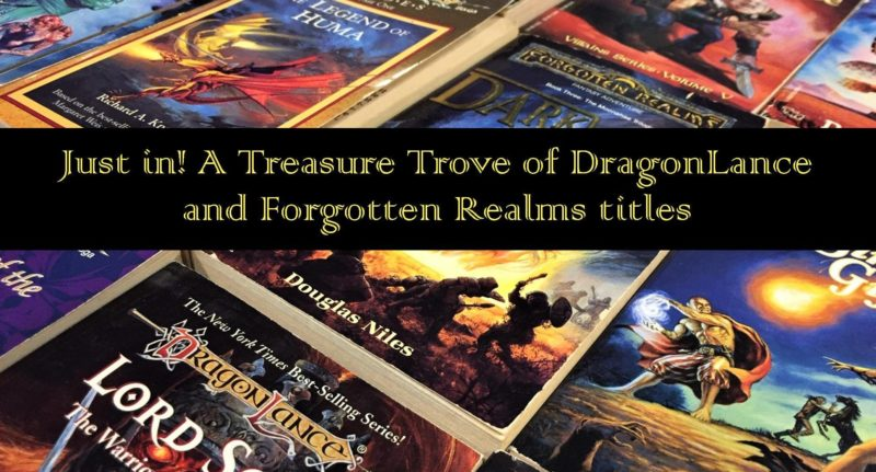 DragonLance & Forgotten Realms titles