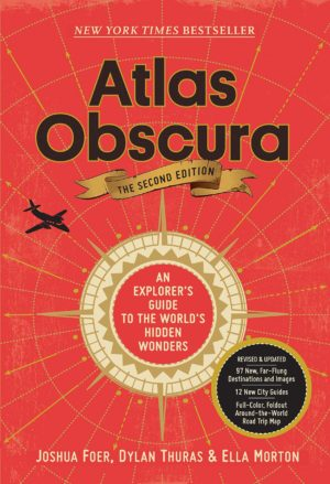 Atlast Obscura 2nd Edition