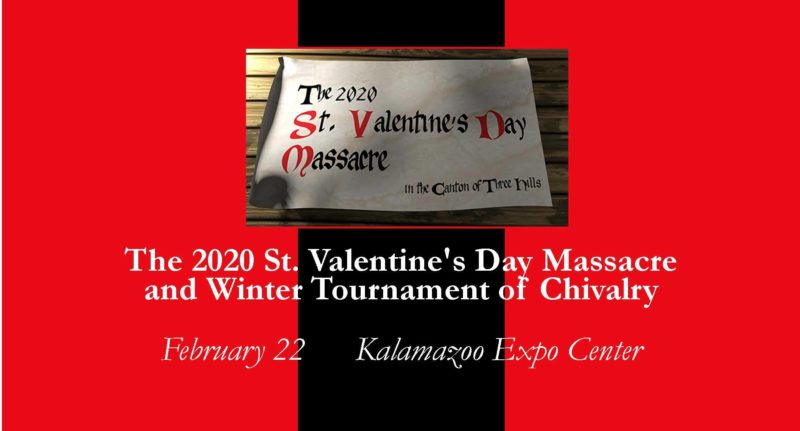 2020 St. Valentines Day Massacre and Winter Tournament