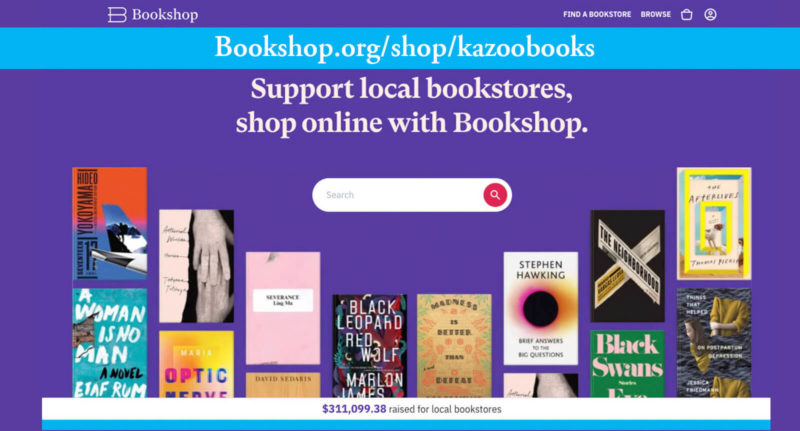 Kazoo Books on Bookshop.org