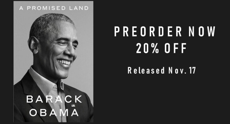 A Promised Land Preorder