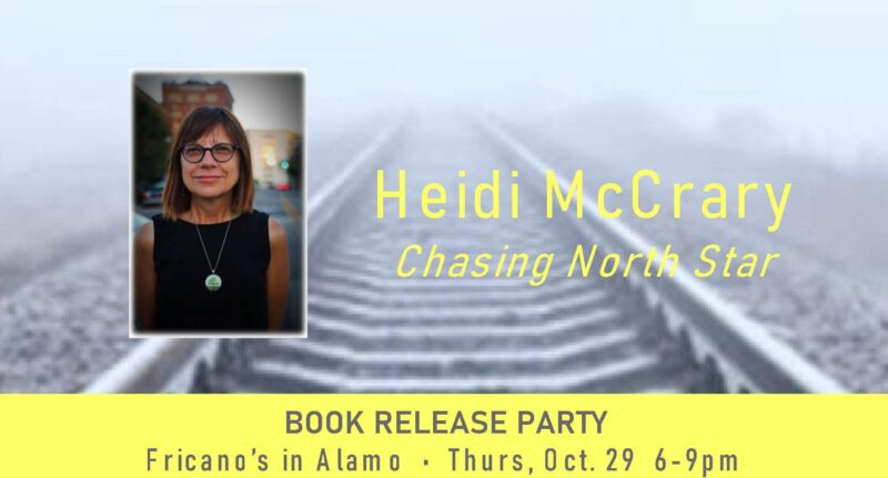 Chasing North Star Book Release Party