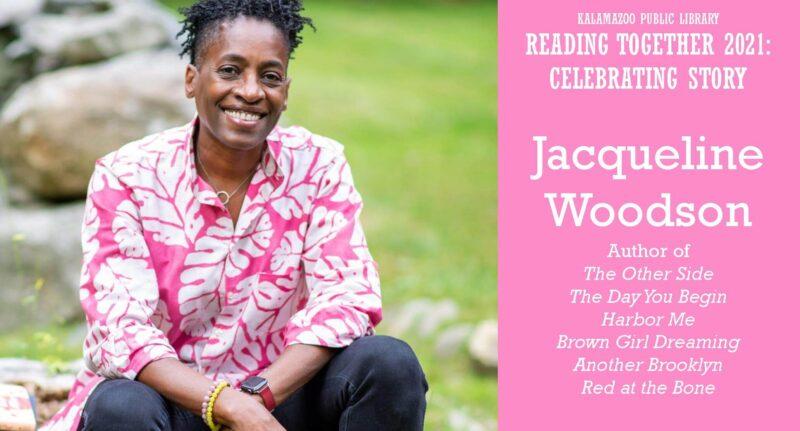 KPL Reading Together 2021: Jacqueline Woodson