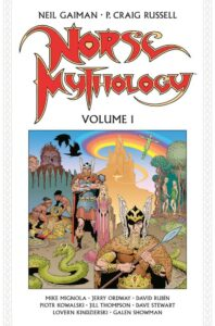 Norse Mythology Volume 1