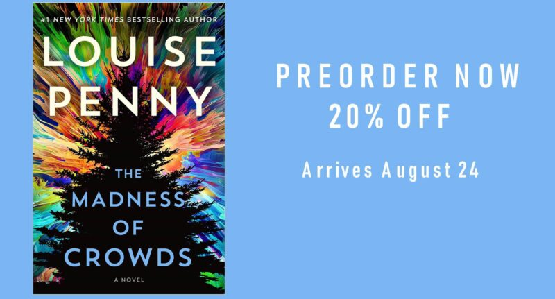 The Madness of Crowds Preorder