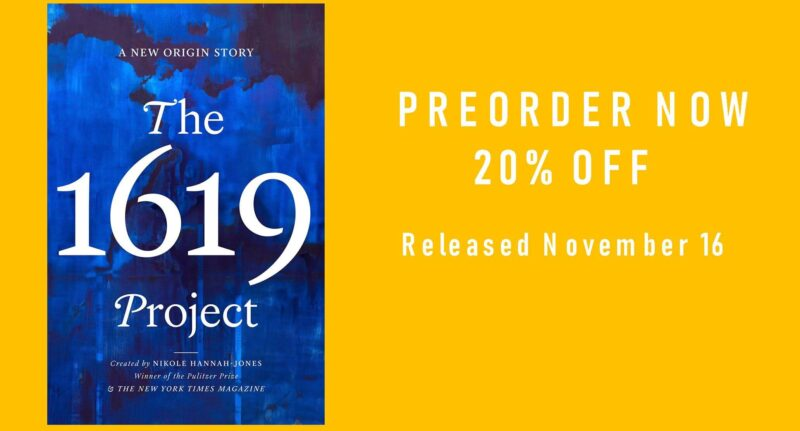 1619 Project Preorder Slide