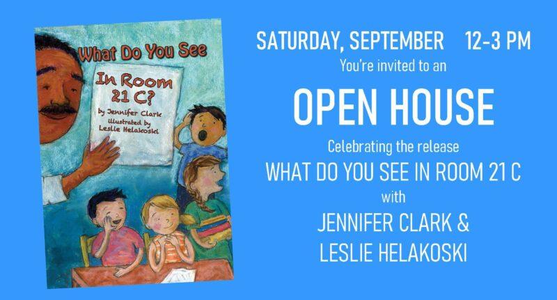 Open House for Jennifer Clark